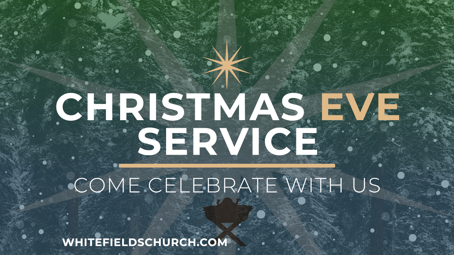 Christmas Eve Church Services in Longmont